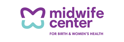 The Midwife Center's logo.